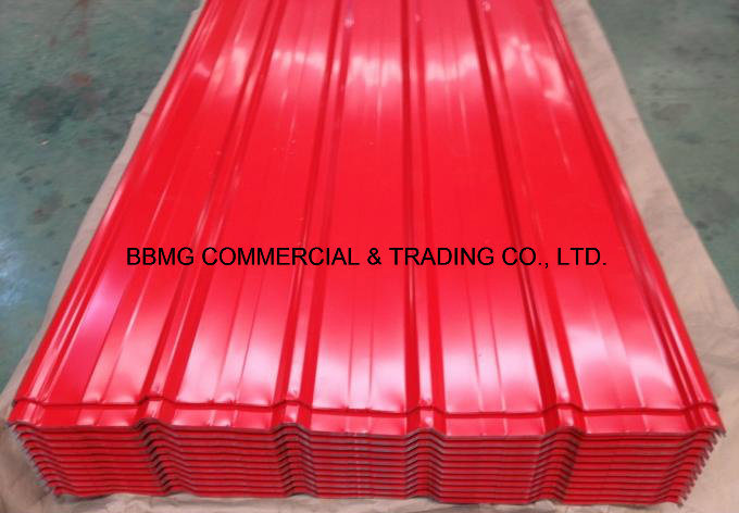 Competitive Exporter of China Roofing Metal with Best Price