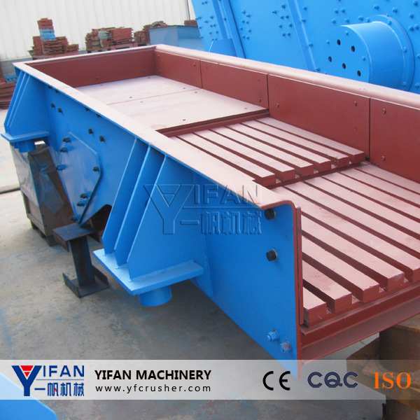 Good Quality Construction Material Vibrating Feeder