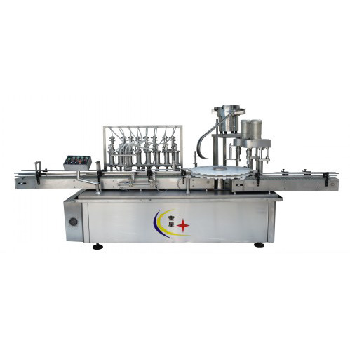 Automatic Liquid Filling and Capping Machine (YXT-YG8/2)
