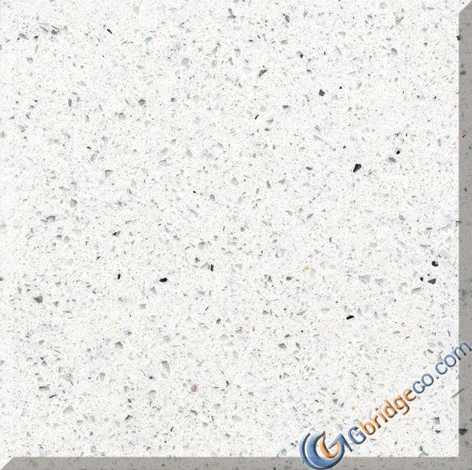 China Quartz Stone Ice White Qsg101 China Quratz Stone
