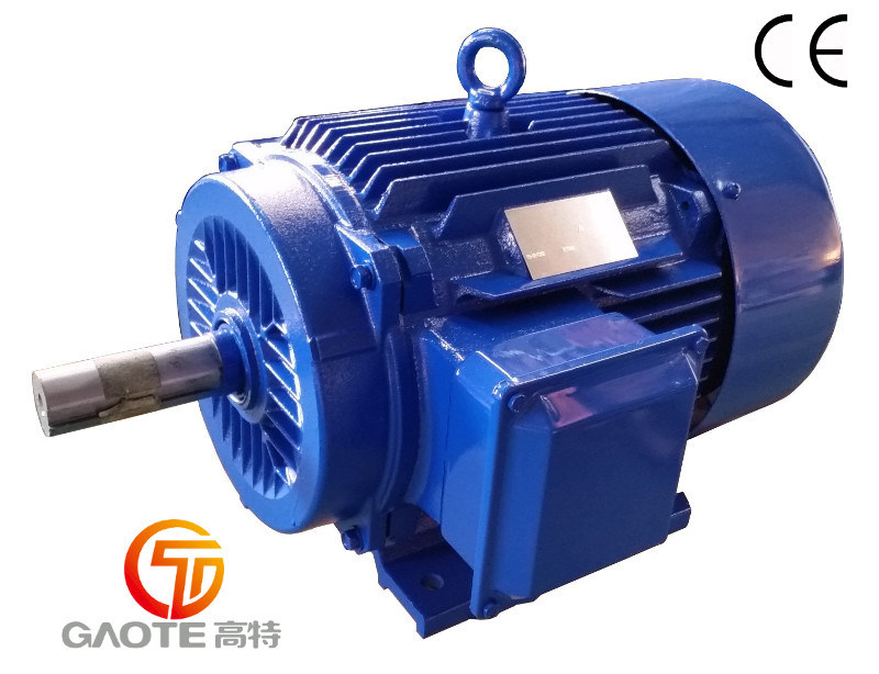 0.55~200kw, 1500rpm~4 Pole, 230/400V 3pH Electric Motor