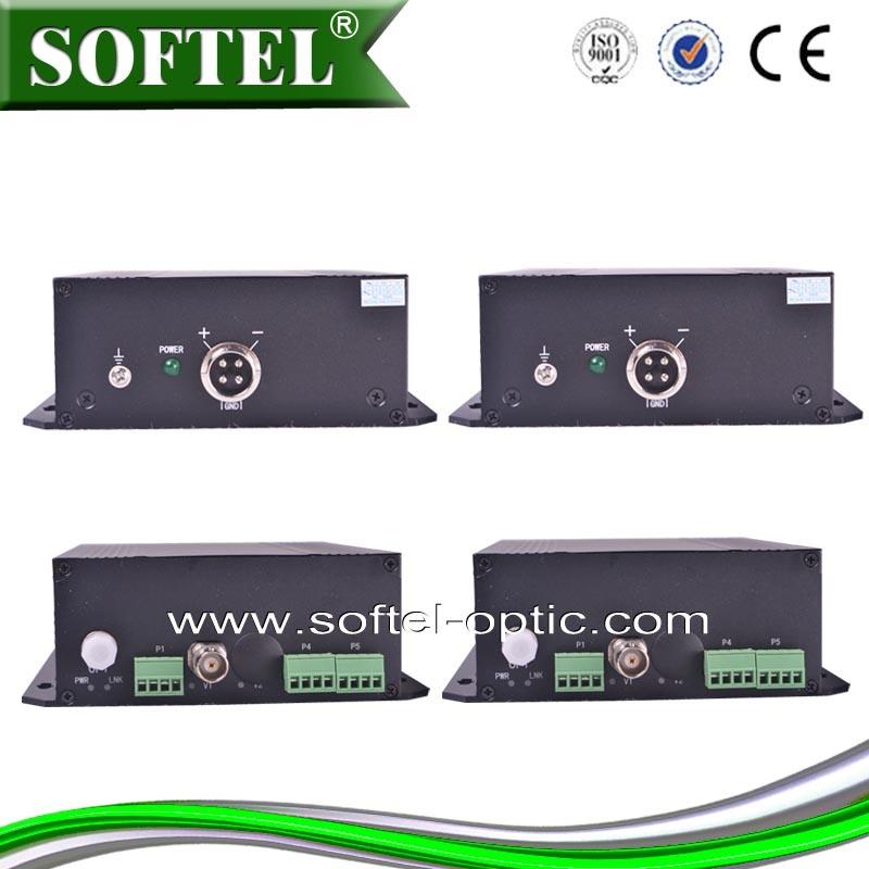 One Way Digital Video Optical Converter