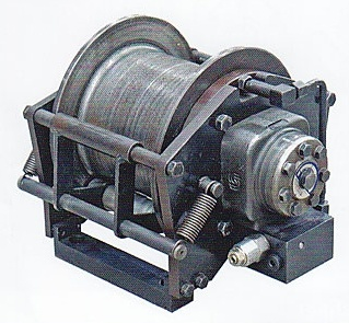 1.5 Ton Hydraulic Lifting Winch (YT15)