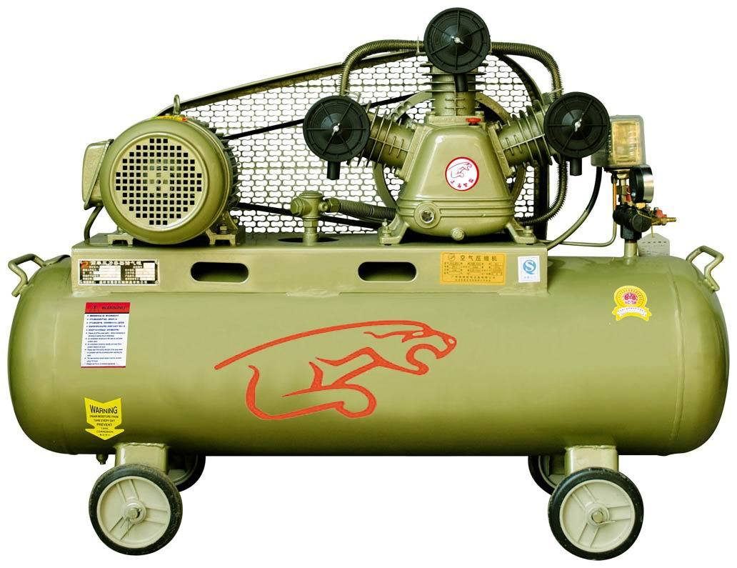 Belt-Driven Air Compressor (W-0.36/8)