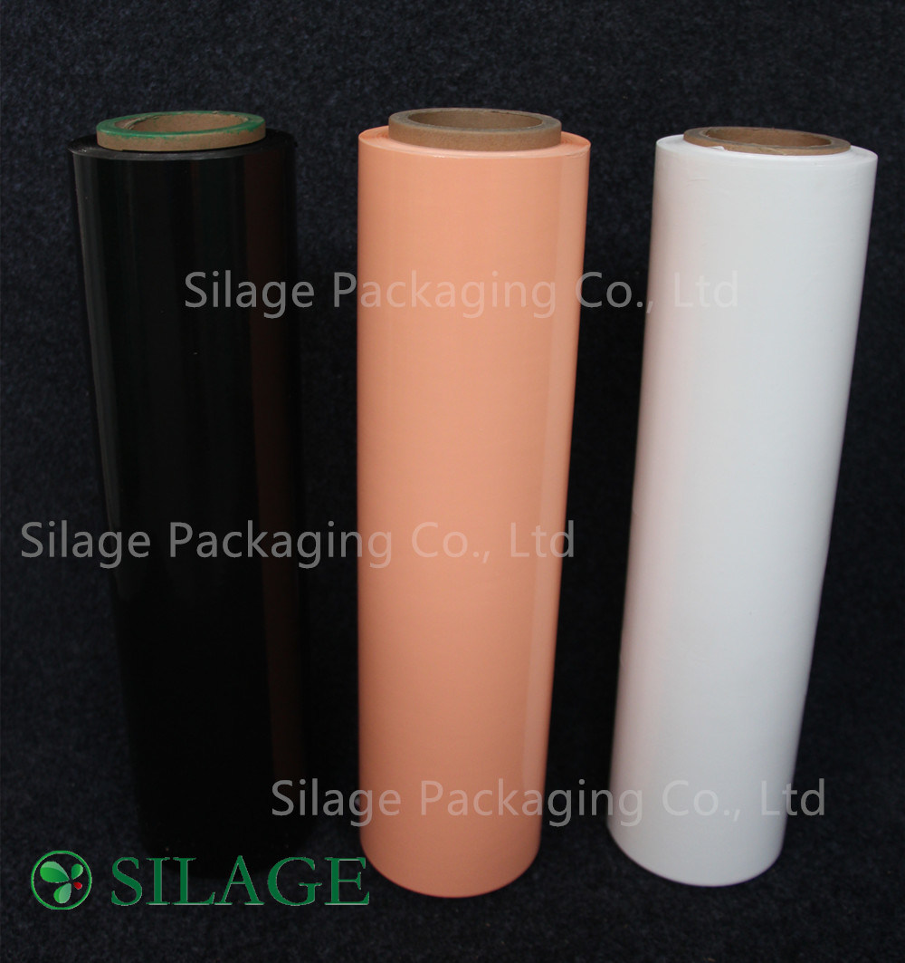 Hot Sale! Silage Wrap 250X1800X25um 500X1800X25um 750X1500X25um with International Standard