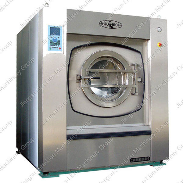 Fully-Auto Washer Extractor (100kg)
