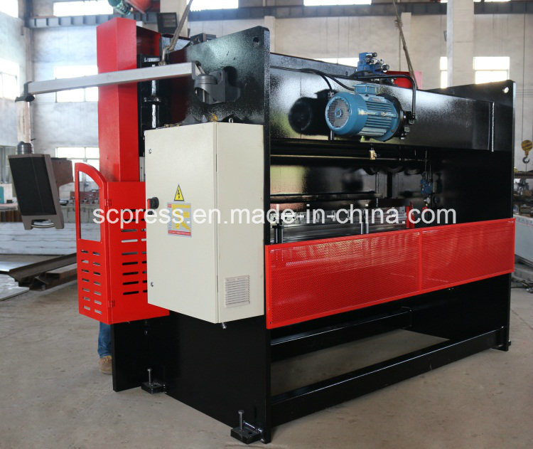 We67k-100tx2500mm Rolled Sheet Hydraulic Press Brake