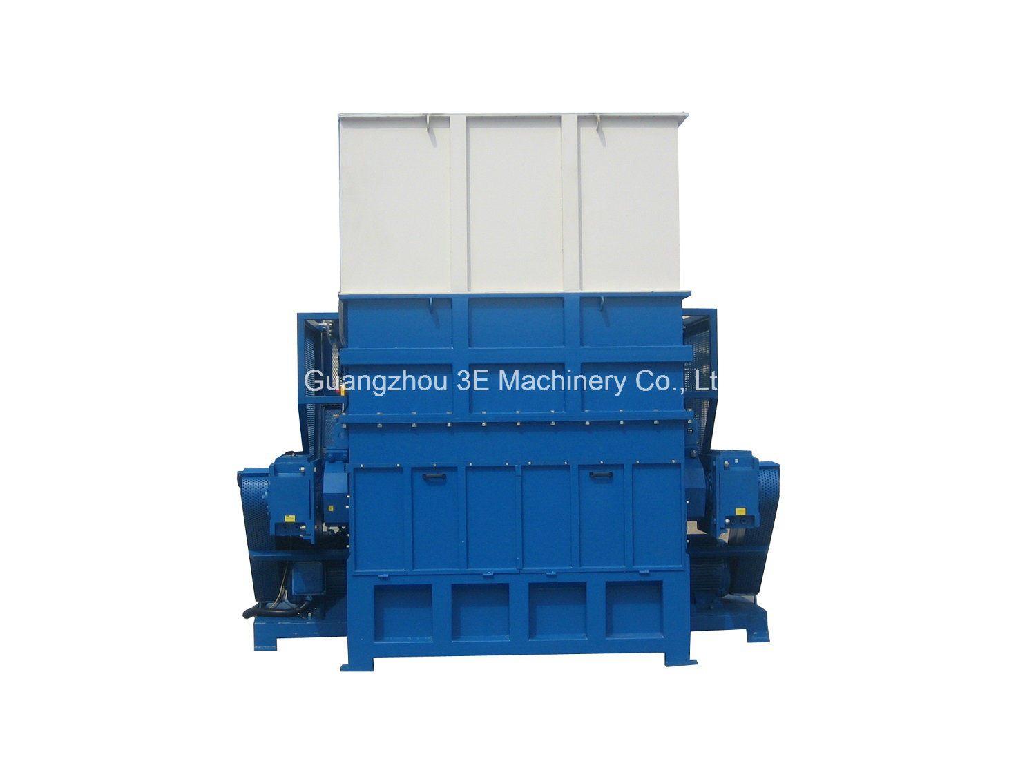 Wood Shredder/White Goods Shredder of Recycling Machine with Ce (WTB48150)