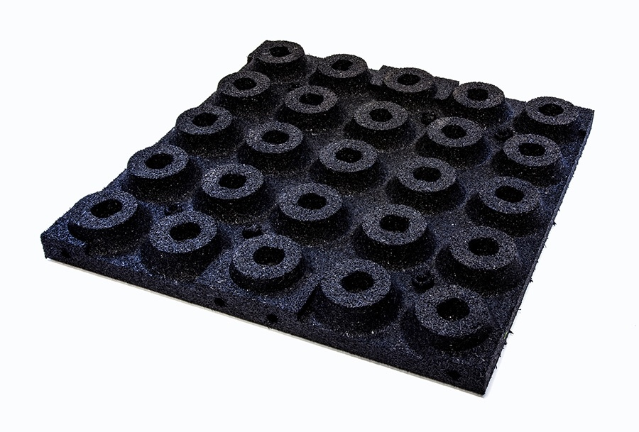 Durafoot Bespoke Rubber Components