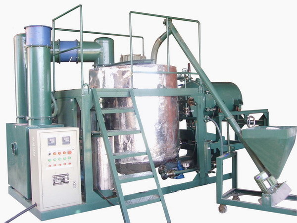 china used black engine oil recycling machine china car