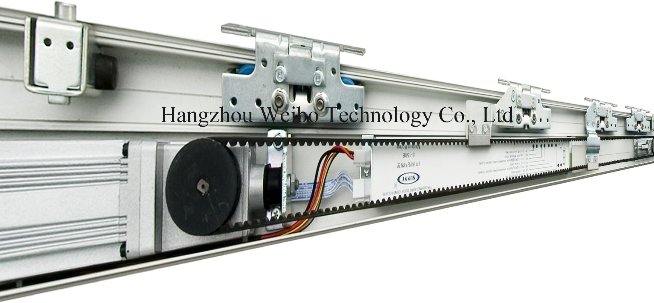 Automatic Sliding Door System (DS90)
