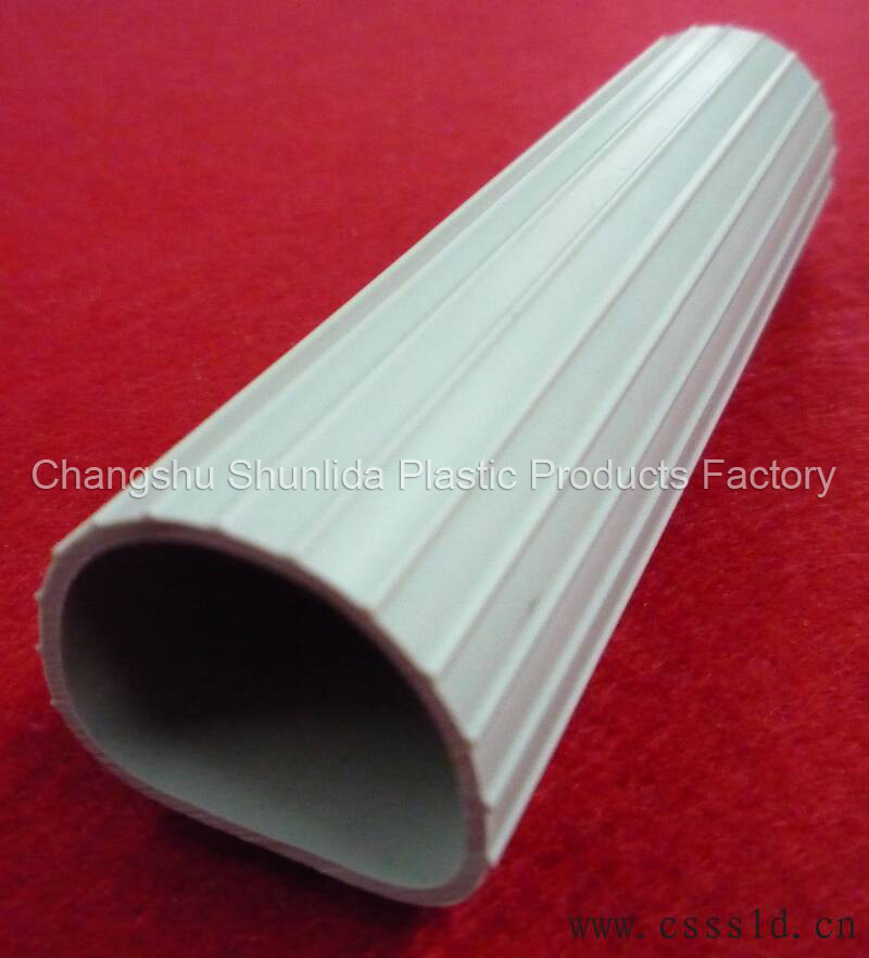 China pvc d type corrugated tube sld p 027 china for Types of pvc pipe