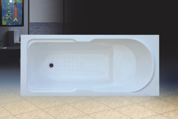 Bathtubs with seats for Sit in tub shower