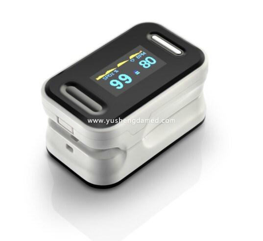 Ce Medical Equipment Fingertip OLED Monitor Pulse Oximeter