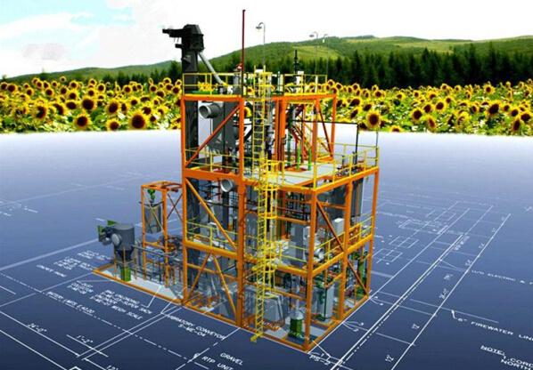 Coal Gasifier Power Plant Turnkey