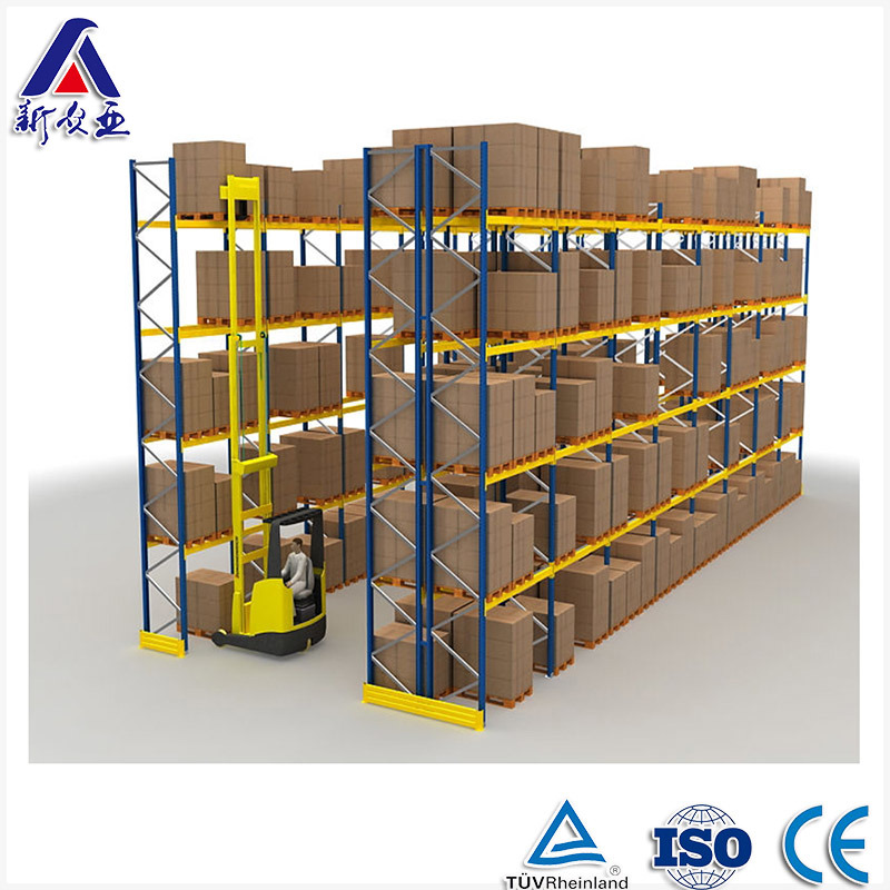 Heavy Duty Galvanized Steel Pallet Rack