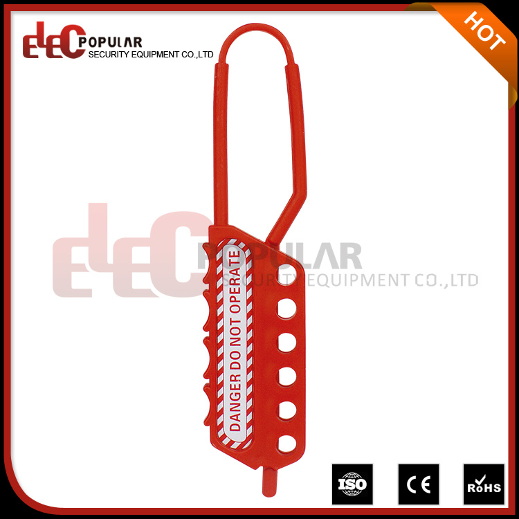Insulation Hasp Lockout