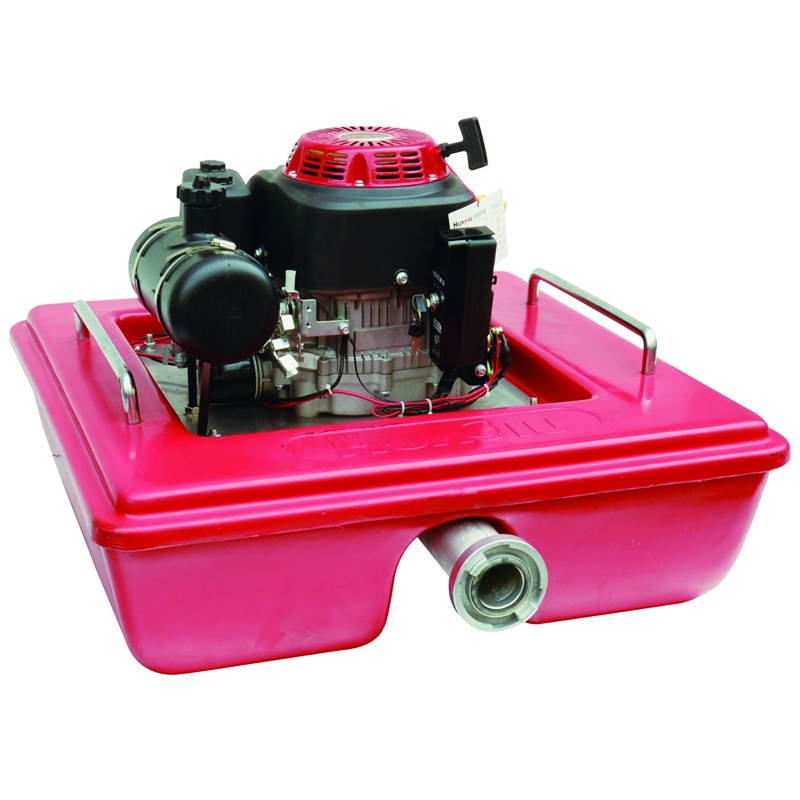 Remote Floating Fire Pumps Ftq 4.0/13.0