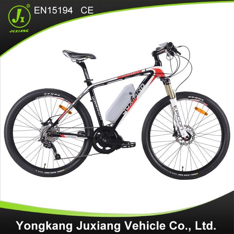 2015 Hot Sale Electric Mountain Bike