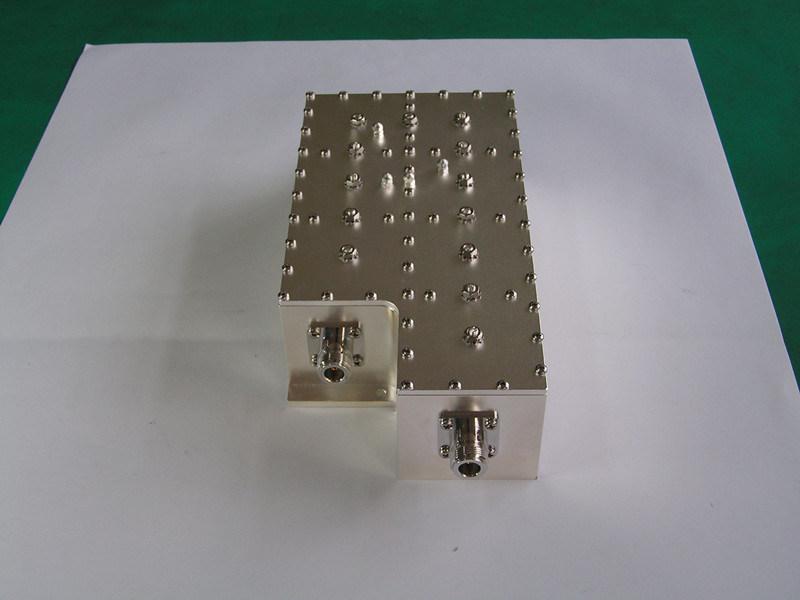 RF Passive Wireless Microwave Aluminium Cavity Filter