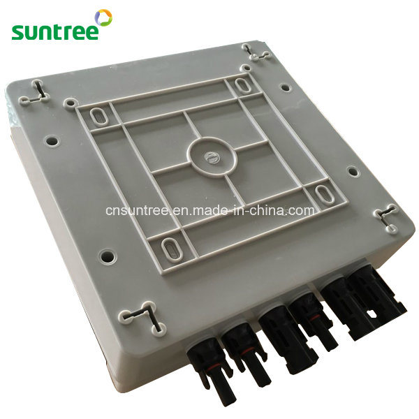 DC1000V 2 Strings PV Array with Lighting Protection DC Solar Junction Box