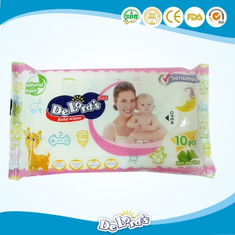 2017 New Baby Products Baby Skin-Care Wet Wipes
