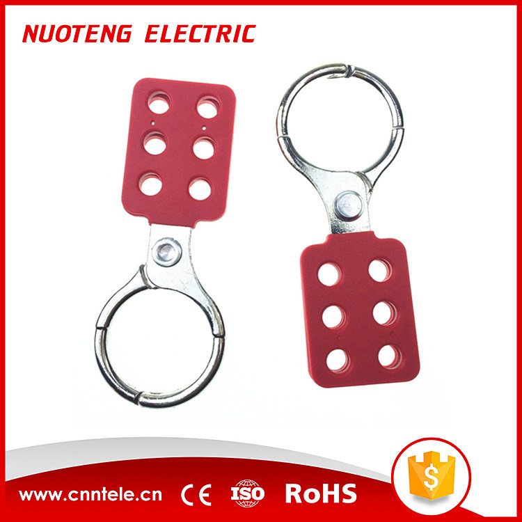 1′′ 1.5′′ OEM Aluminum Safety Lockout Hasp