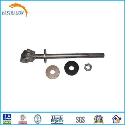 Quick Acting Cleats Assembly 13.02 for Ship′s Hatch Cover