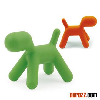 Magis Plastic Kids Children Baby Furniture Puppy Stool Chair