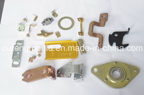 Metal Part Precision Hardware High Quality Mould/Mold