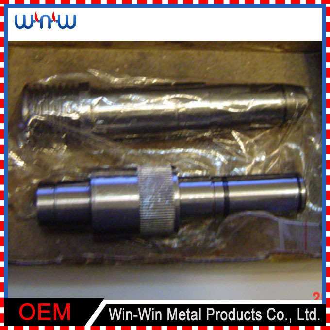 Custom Machined Parts Stainless Steel Center Roller