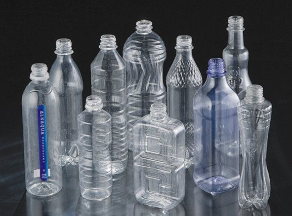 Full Automatic 100ml- 5L Pet Plastic Bottle Making Machine Price