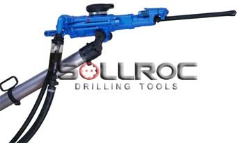 Air-Leg Pnuematic Rock Drill Yt27
