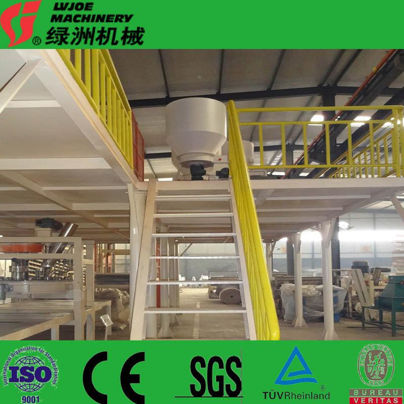 Economical Gypsum Plaster Board Plant/Production Line