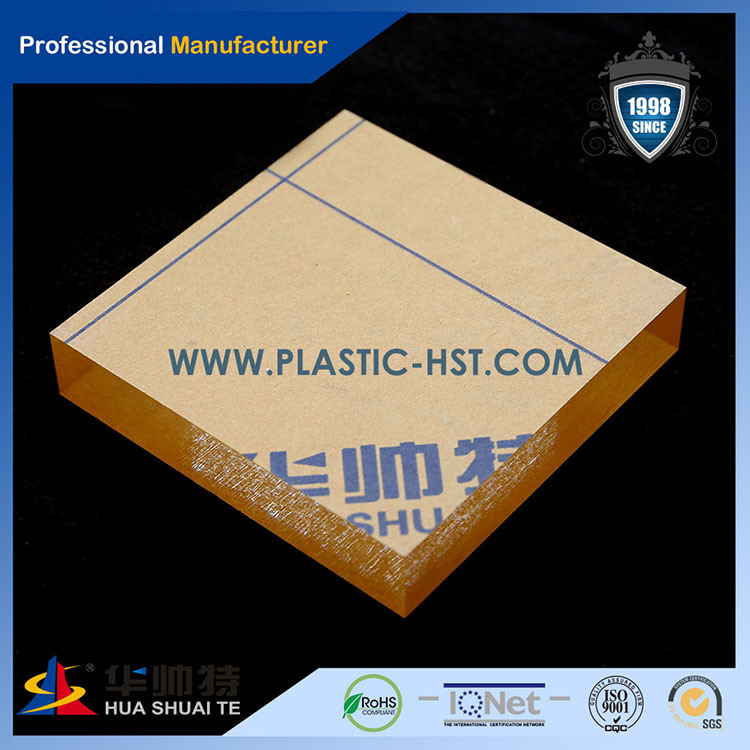 Hot Sell Acrylic Color Plexiglass Sheet