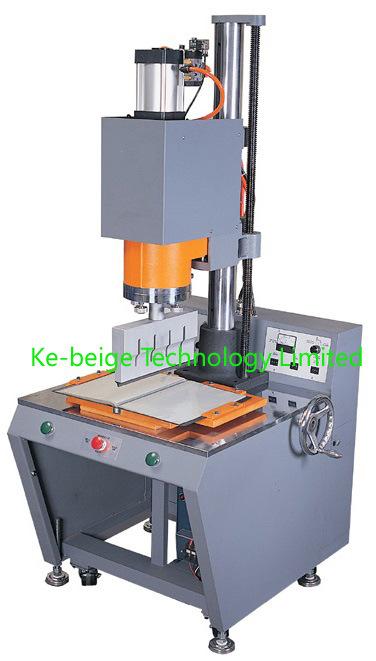 15kHz 4200W Ultrasound Plastic Welder Ultrasonic Welding Machine for Stationery Folder Welding