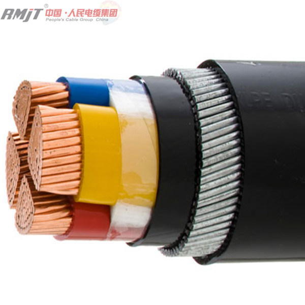 0.6/1kv Copper or Aluminum Conductor XLPE Insulated Electric Power Cable