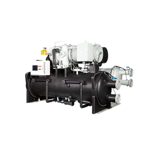 Spray-Type Centrifugal Water Chiller with R134A Refreigerant