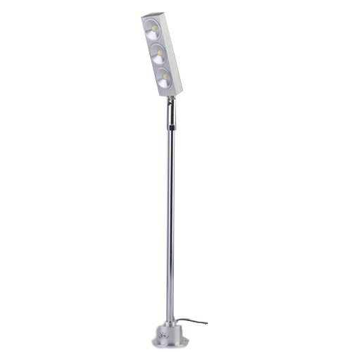Jewelry Showcase Display LED Light Pole Style