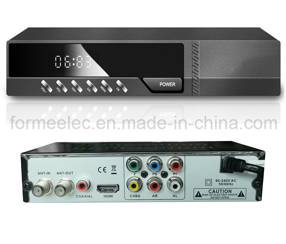 Digital Video Broadcasting DVB-T HD FTA DVB-T2