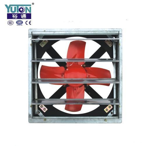 Low Noise Industrial Wall Exhaust Fan