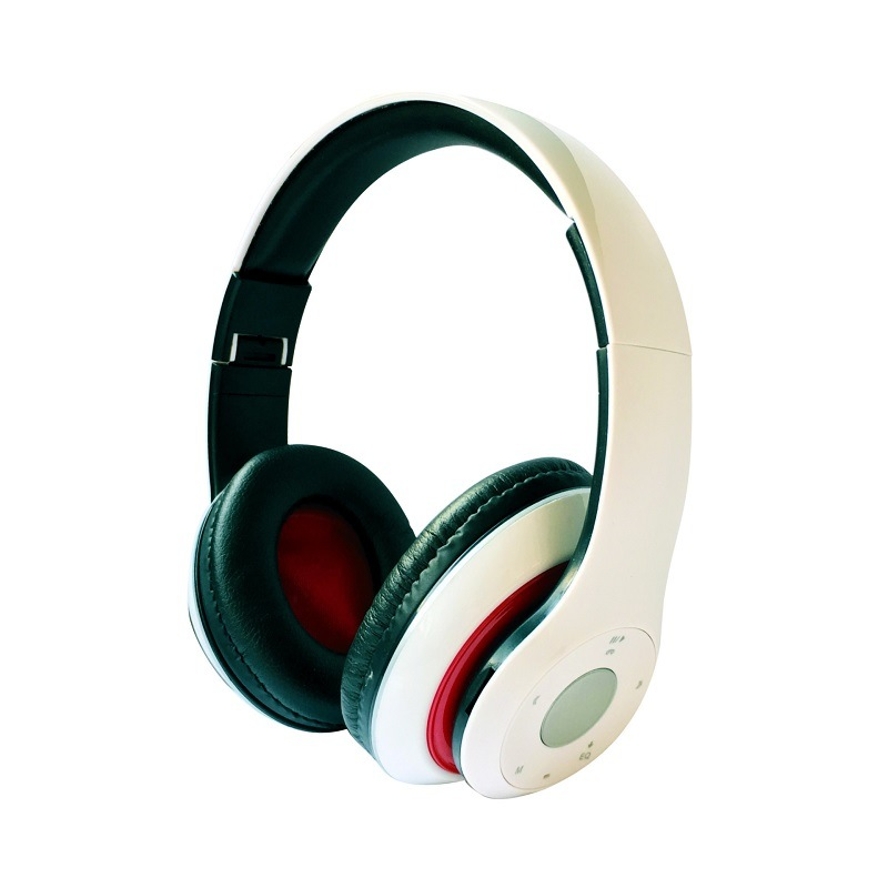 Studio Wireless Bluetooth Headset Portable Bluetooth Stereo Headphone Folding with Memory Card Slot&Wired