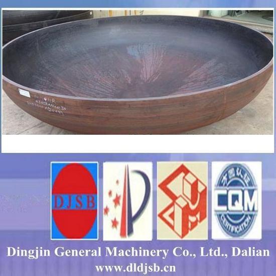 ASME Standard Boiler Top Cap