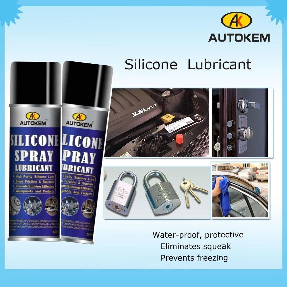 Silicone Spray, Silicone Oil Lubricant, Multi-Purpose Lubricant