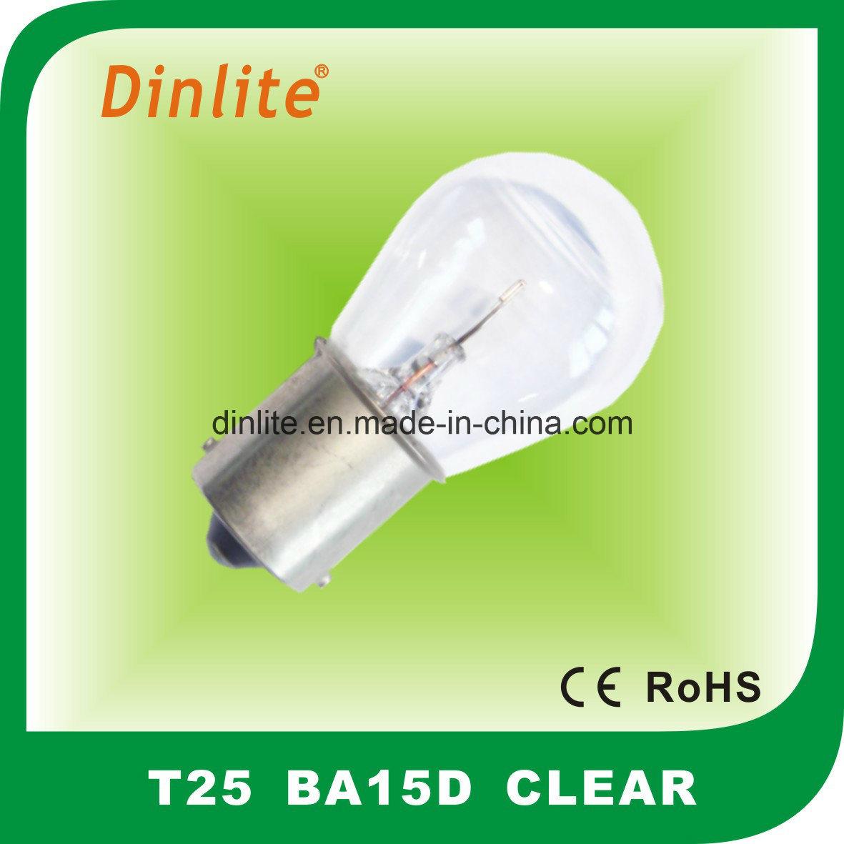 T-25 E12 E14-Incandescent Bulb