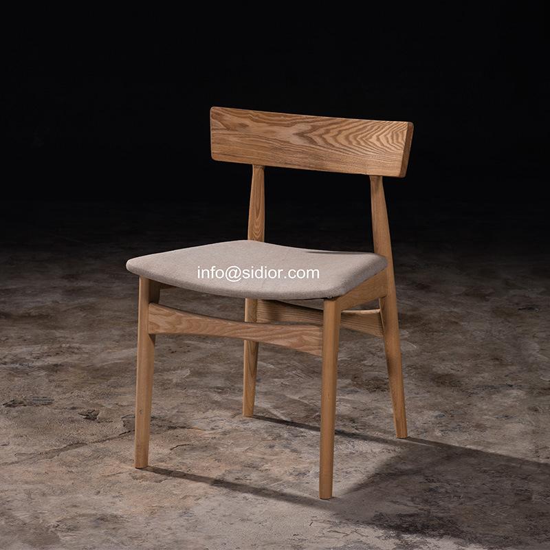 (SL-8110) Modern Dining Furniture Wooden Restaurant Dining Chair