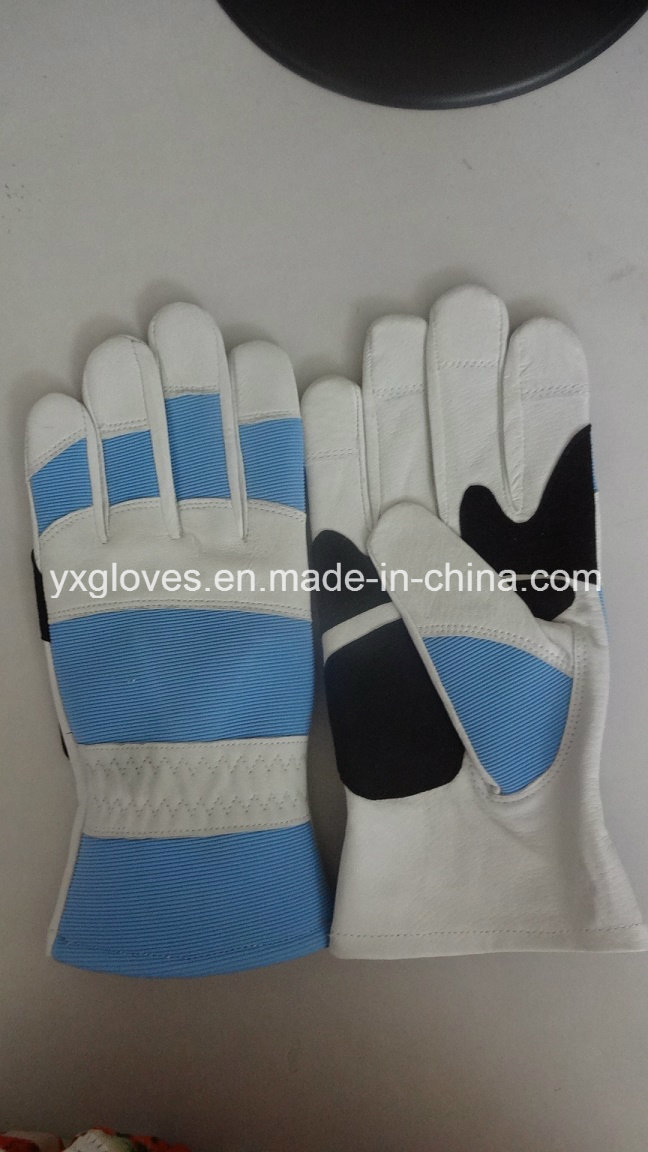 Leather Glove-Labor Glove-Garden Glove-Utility Glove-Work Gloves-Safety Gloves