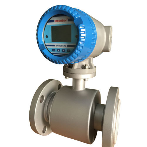 New Design Intelligent OEM Magnetic Water Flow Meter