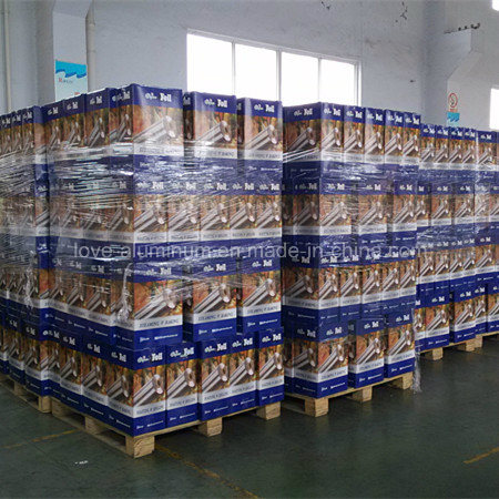 Environmental Disposable Food Packaging Aluminium Foil
