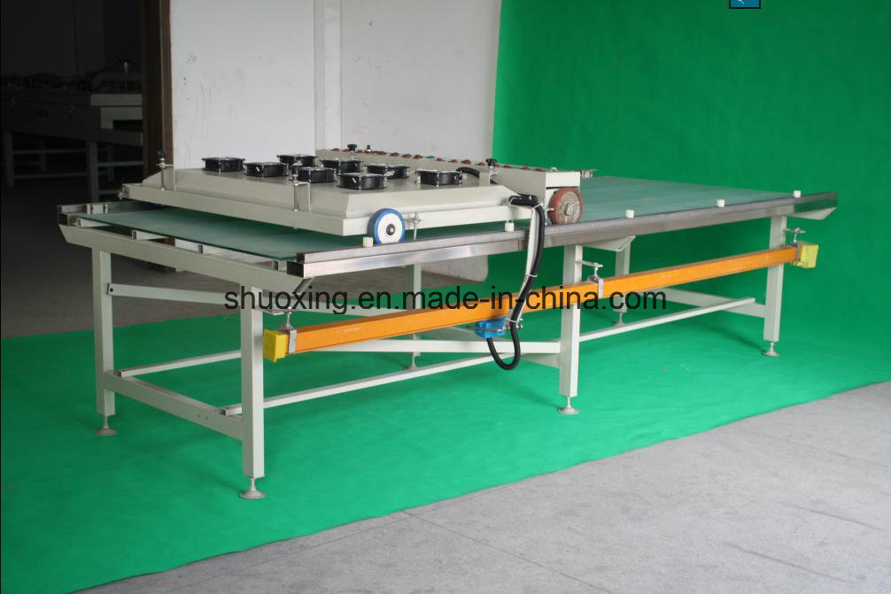 Textile Printing Table